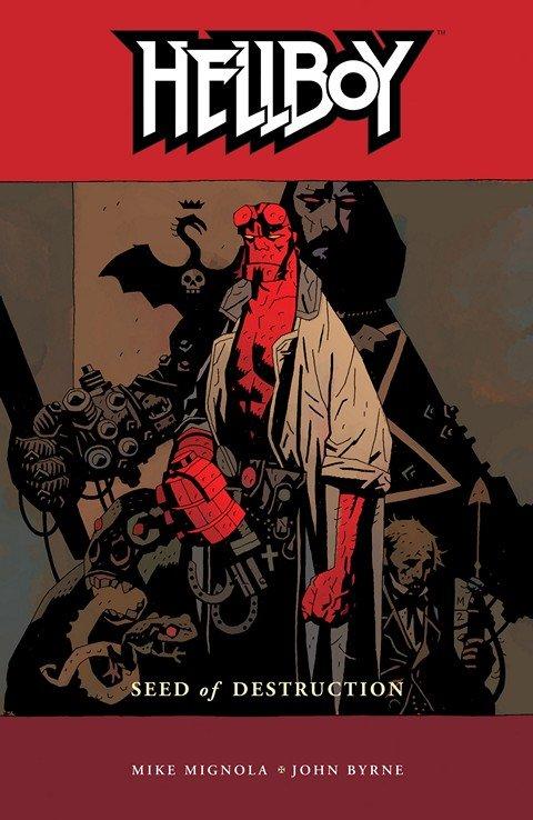 Hellboy Vol. 1 – 12 (TPB) (2003-2012)