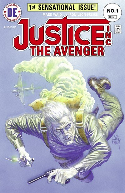 Justice Inc – The Avenger #1 – 6 (2015)