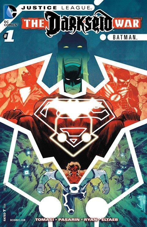 Justice League – Darkseid War – Batman #1
