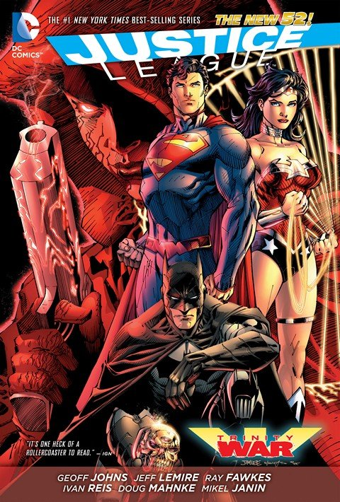 Justice League – Trinity War