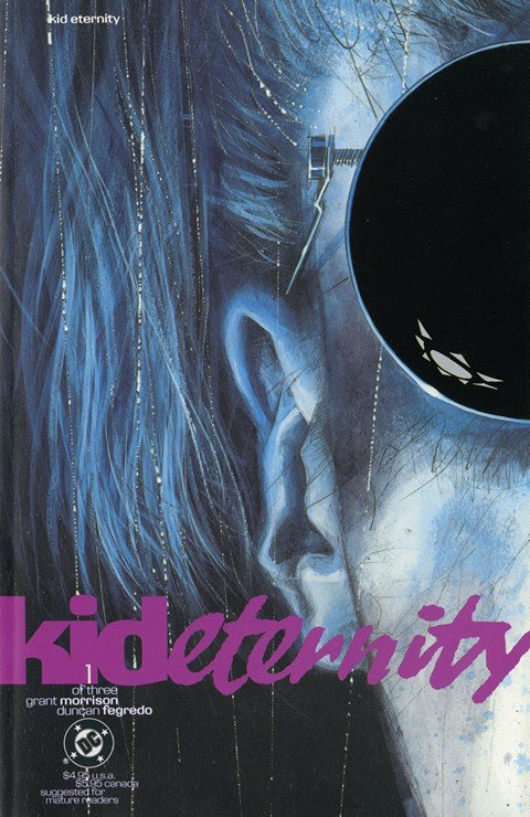 Kid Eternity #1 – 3