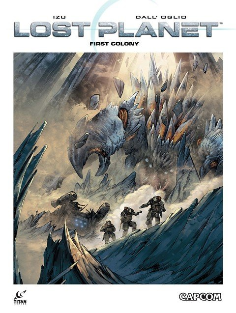 Lost Planet – First Colony #1 – 2 (2013)