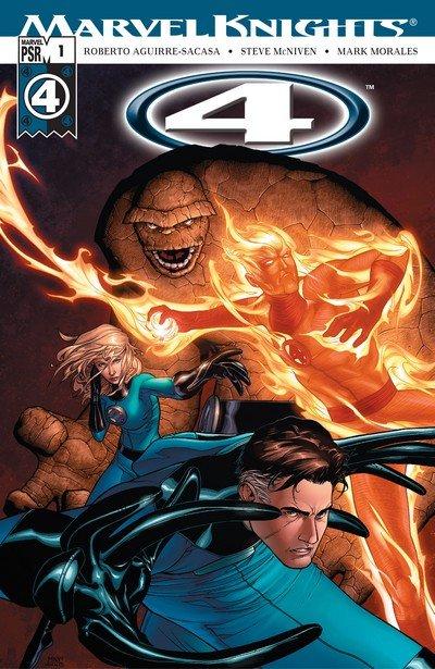 Marvel Knights Vol. 4 #1 – 30 (2004-2006)