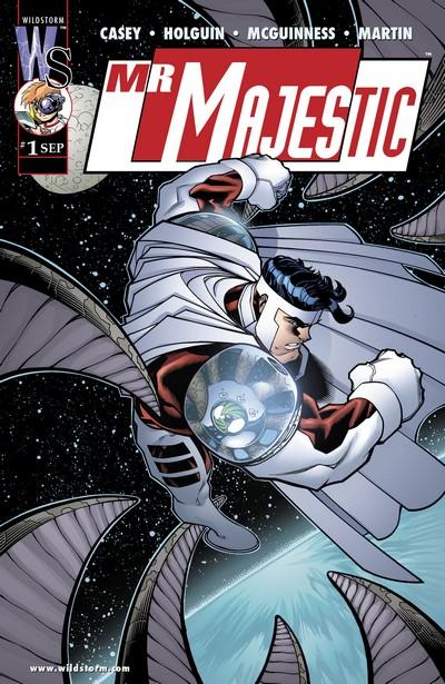Mr. Majestic #1 – 9 (1999-2000)