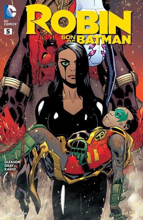 Robin – Son of Batman #5
