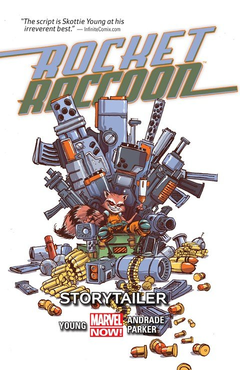 Rocket Raccoon Vol. 2 – Storytailer