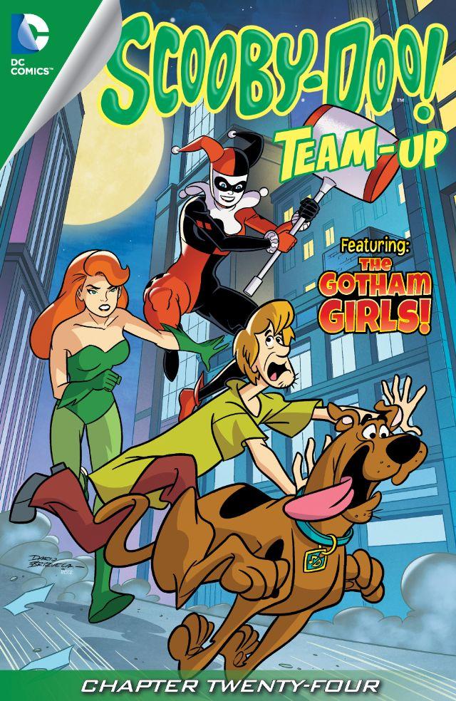Scooby-Doo Team-Up #24