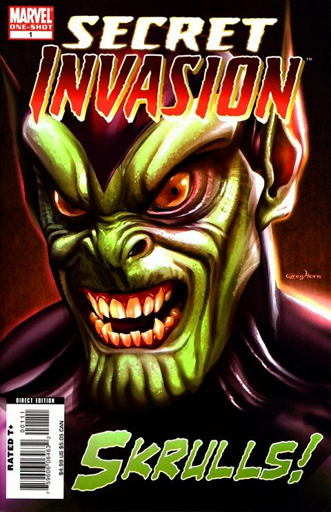 Secret Invasion – Skrulls