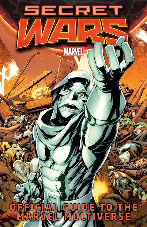 Secret Wars – Official Guide to the Marvel Multiverse #1 (2015)