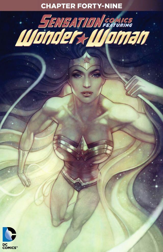 Sensation Comics Featuring Wonder Woman #49