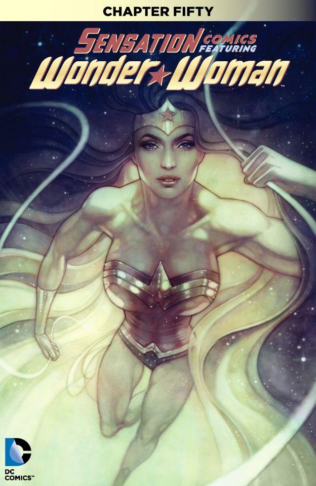 Sensation Comics Featuring Wonder Woman #50