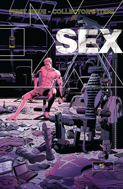 Sex #1 – 24 + TPB Vol. 1 – 2 (2013-2015)