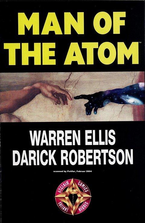 Solar – Man Of The Atom
