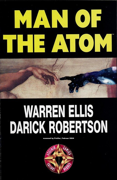 Solar – Man Of The Atom
