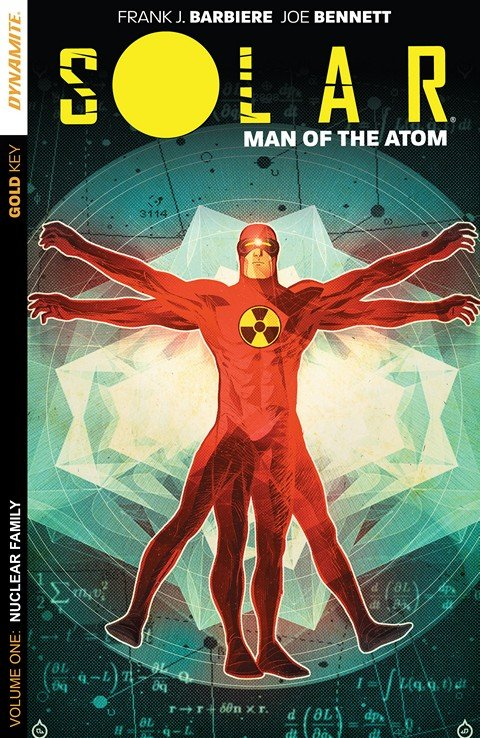 Solar – Man of the Atom Vol. 1 – Nuclear Family