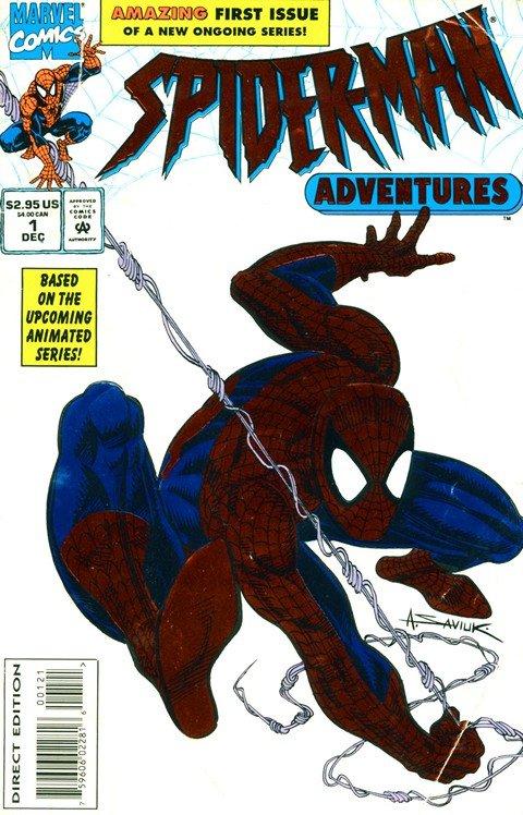 Spider-Man Adventures Vol. 1 #1 – 15 (1995-1996)
