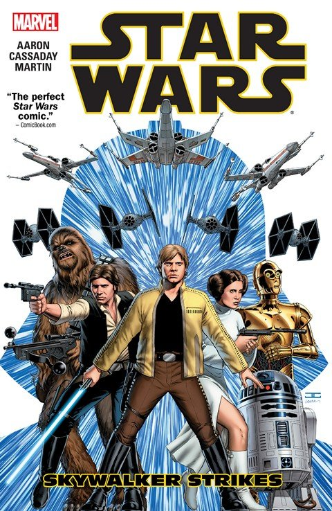Star Wars – Skywalker Strikes Vol. 1