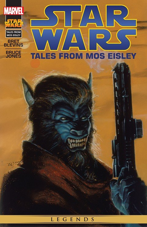 Star Wars – Tales From Mos Eisley
