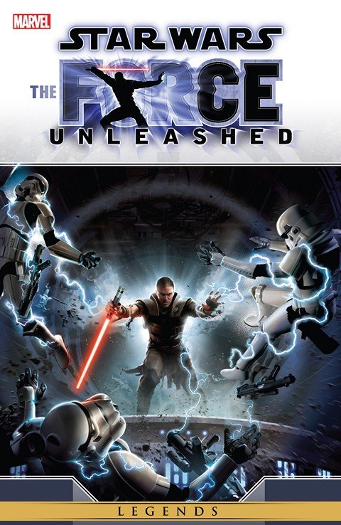 Star Wars – The Force Unleashed I & II