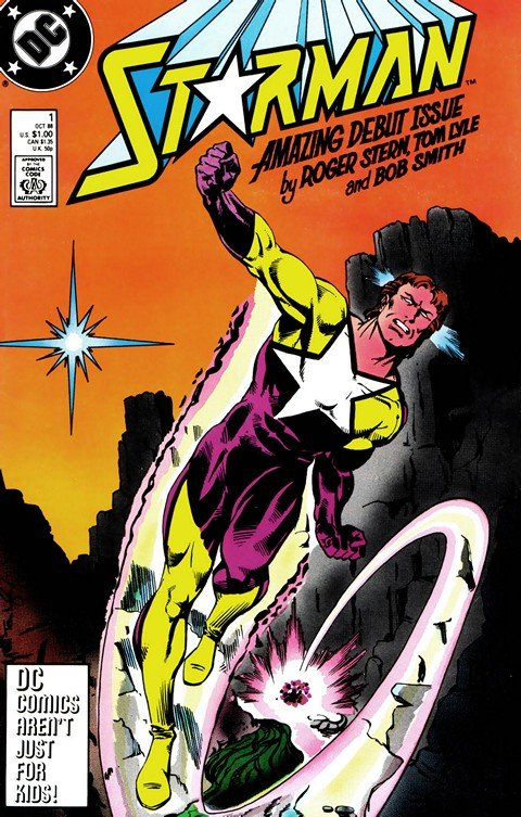 Starman Vol. 1 #1 – 45