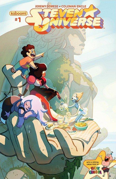 Steven Universe #1 – 8 + Special