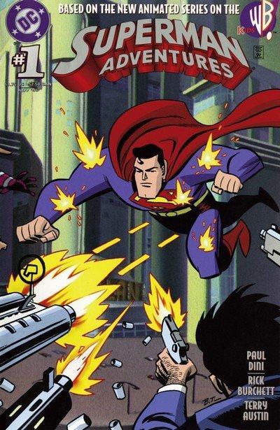 Superman Adventures #1 – 66 + Extras (1966-2002)
