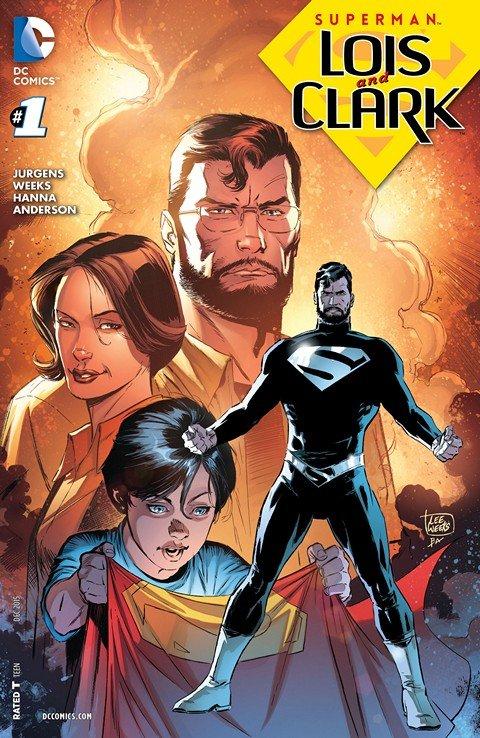 Superman – Lois & Clark #1