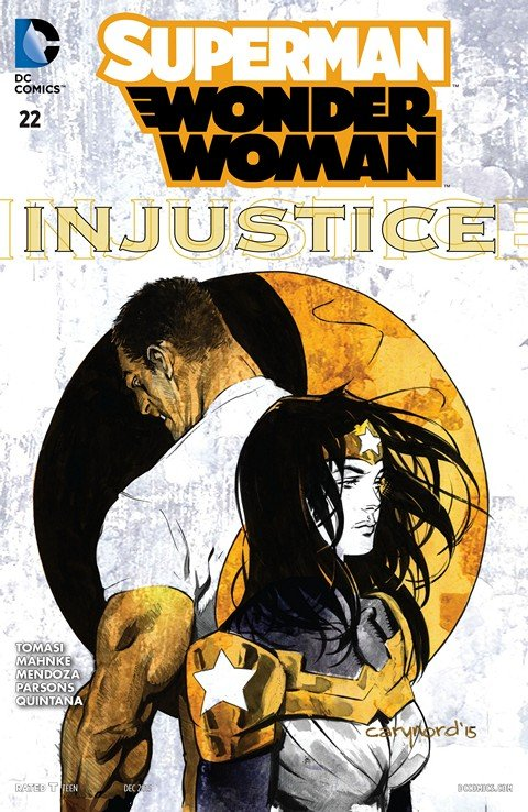 Superman-Wonder Woman #22