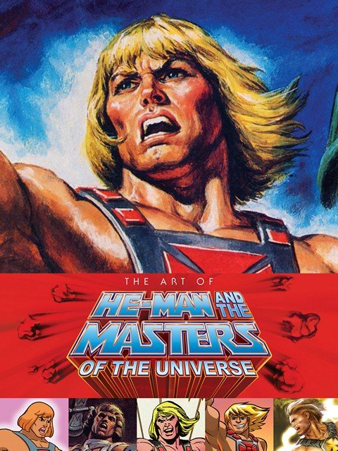 The Art of He-Man and the Masters of the Universe (2015)