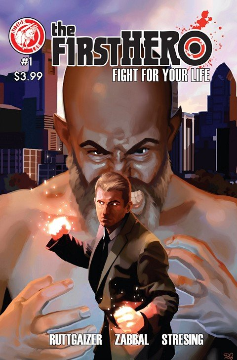 The F1rst Hero – Fight for Your Life #1 – 4