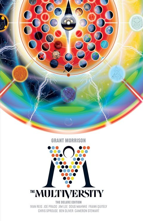 The Multiversity – Deluxe Edition