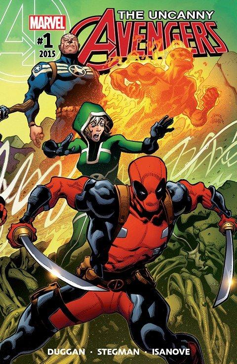 The Uncanny Avengers #1