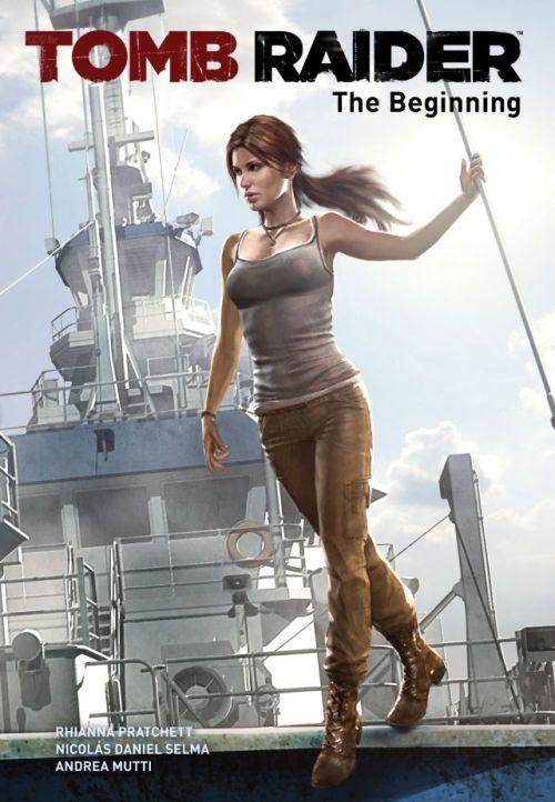 Tomb Raider Vol. 1 – 2 + The Beginning