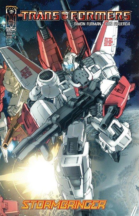 Transformers – Stormbringer #1 – 4
