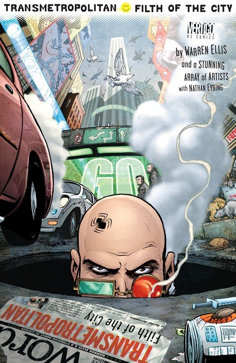 Transmetropolitan – Filth of the City