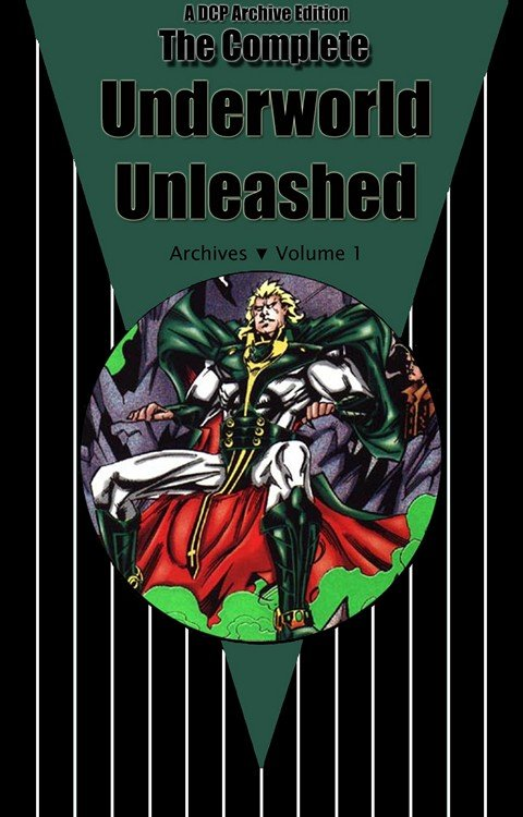 Underworld Unleashed (Archieve DCP) Vol. 1 – 5