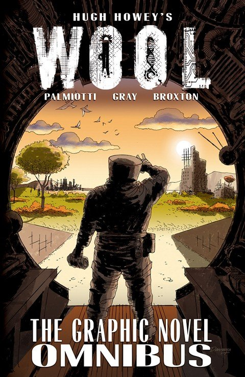 Wool – The Graphic Novel