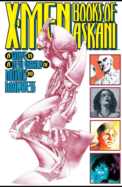 X-Men – Books of Askani