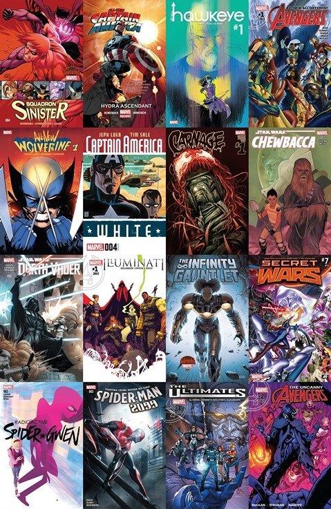 2015.11.11 Marvel Week+