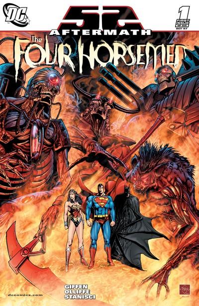52 Aftermath – The Four Horsemen #1 – 6 (2007-2008)