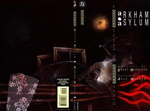 Arkham Asylum – A Serious House on Serious Earth
