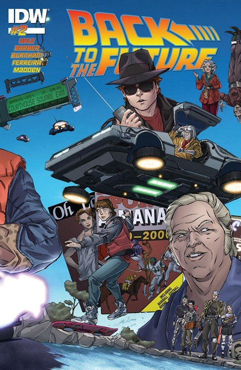 Back to the Future #2