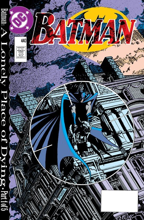 Batman – A Lonely Place of Dying