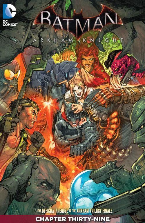 Batman – Arkham Knight #39