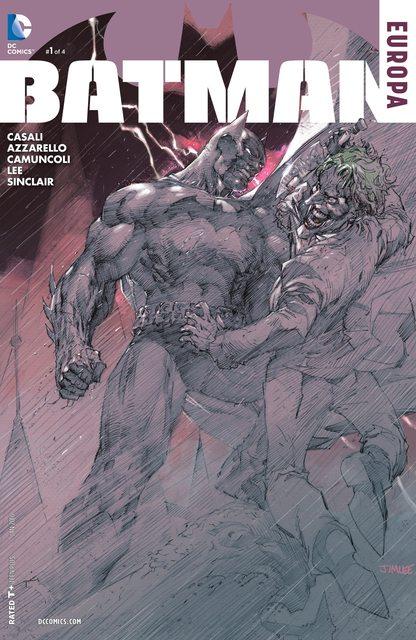 Batman – Europa #1
