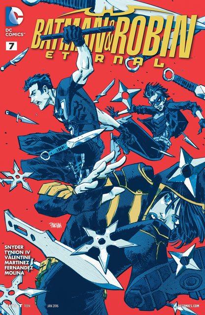 Batman & Robin Eternal #7