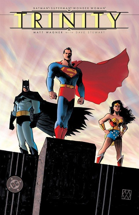 Batman-Superman-Wonder Woman – Trinity #1 – 3
