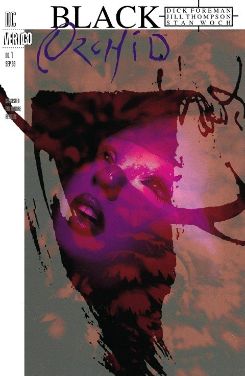Black Orchid #1 – 22 + Annual
