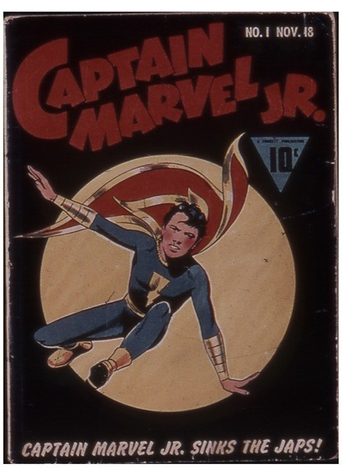 Captain Marvel Jr #1 – 119 (Uncomplete)