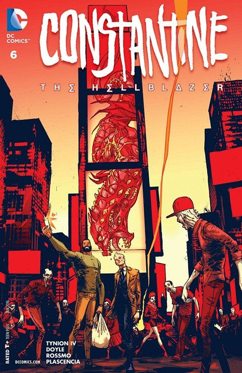 Constantine – The Hellblazer #6